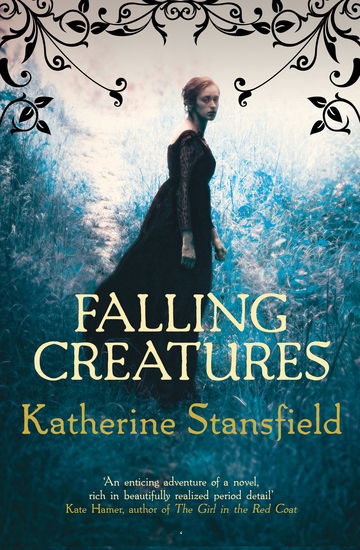 Falling Creatures - The Times Historical Book of the Month - cover