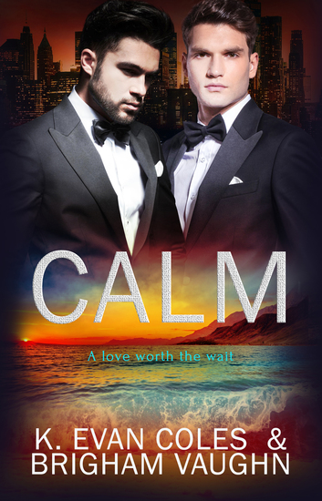 Calm - cover