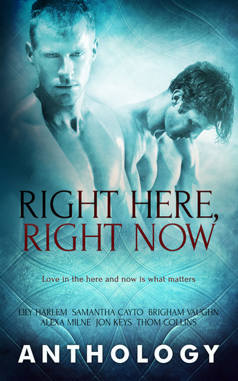 Right Here Right Now - cover
