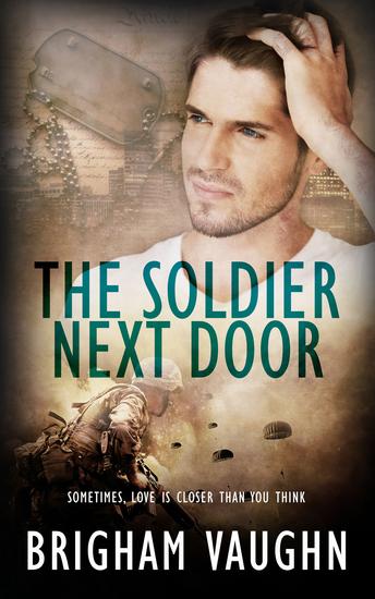 The Soldier Next Door - cover