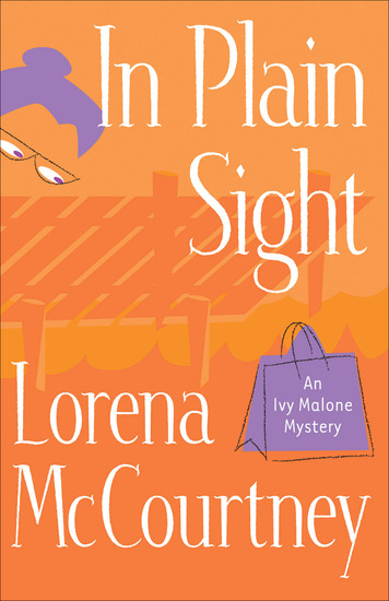 In Plain Sight (An Ivy Malone Mystery Book #2) - cover