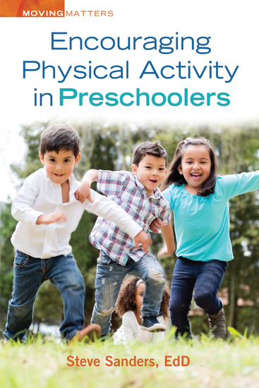 Encouraging Physical Activity in Preschoolers - cover