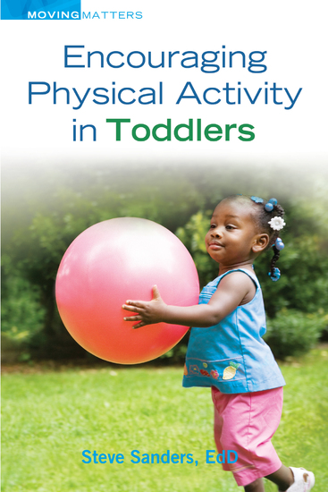 Encouraging Physical Activity in Toddlers - cover