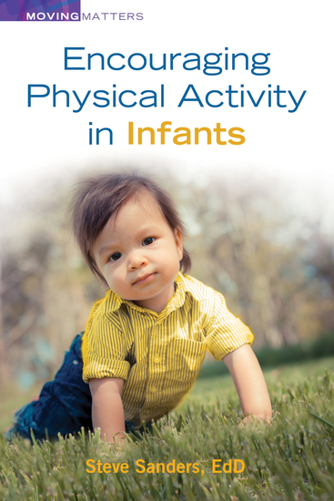 Encouraging Physical Activity in Infants - cover