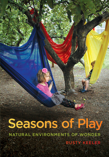 Seasons of Play - Natural Environments of Wonder - cover
