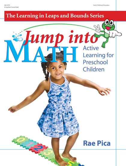Jump into Math - Active Learning for Preschool Children - cover