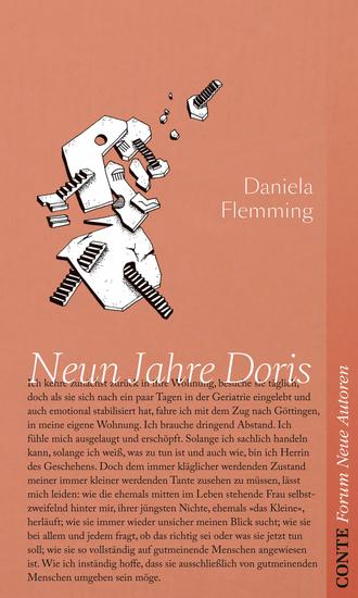 Neun Jahre Doris - cover