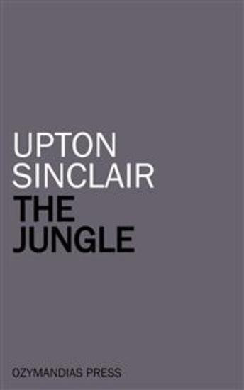 The Jungle - cover