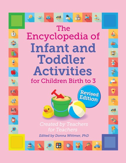 The Encyclopedia of Infant and Toddler Activities revised - cover