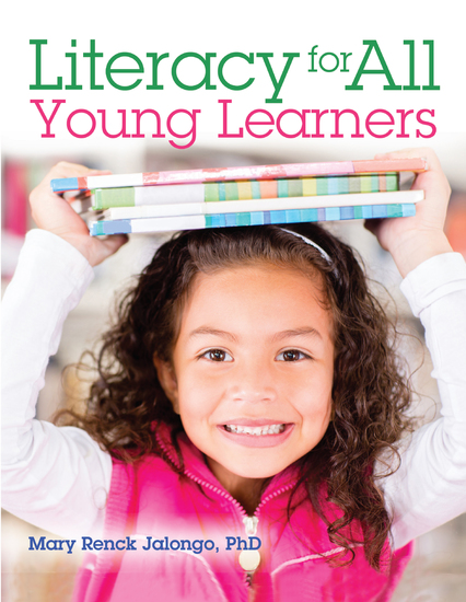 Literacy for All Young Learners - cover
