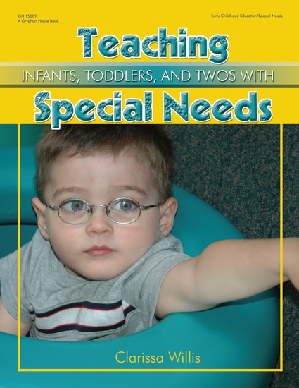 Teaching Infants Toddlers and Twos with Special Needs - cover