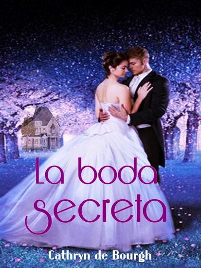 La boda secreta - cover
