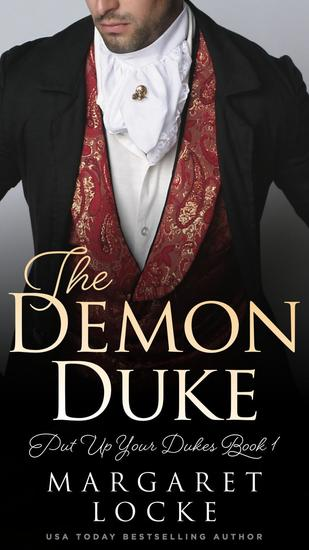 The Demon Duke - Put Up Your Dukes #1 - cover