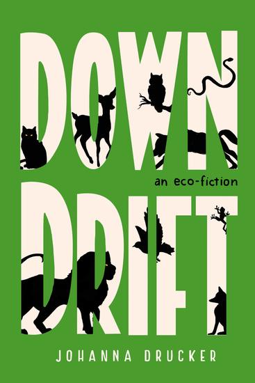 Downdrift - A Novel - cover
