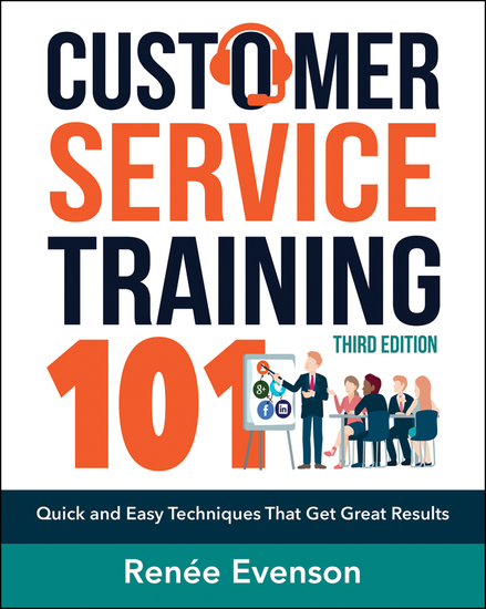 Customer Service Training 101 - cover