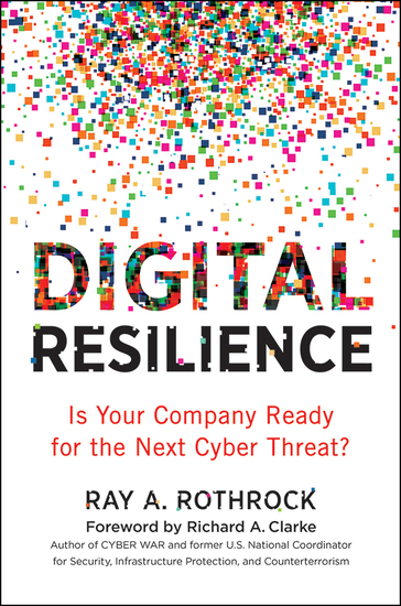 Digital Resilience - Is Your Company Ready for the Next Cyber Threat? - cover