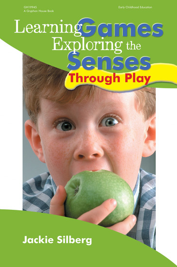 Learning Games - Exploring the Senses Through Play - cover