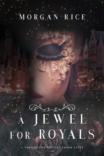 A Jewel for Royals (A Throne for Sisters—Book Five) - cover