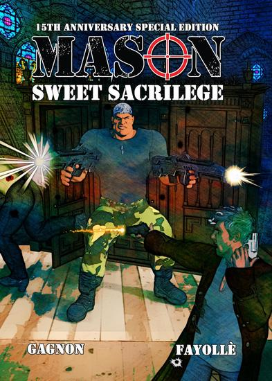Mason: Sweet Sacrilege - 15th Anniversary Special Edition - cover