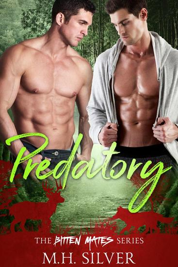 Predatory - Bitten Mates #2 - cover