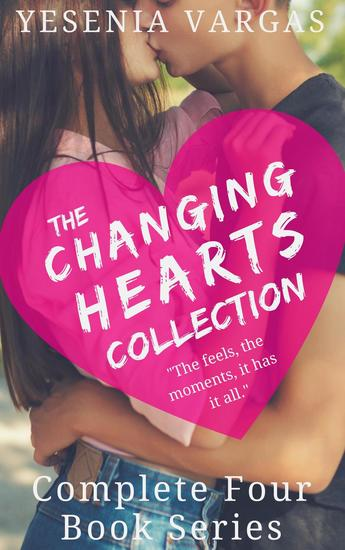 The Changing Hearts Collection: Complete 4-Book Series - cover