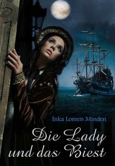Die Lady und das Biest - Para-Historical-Romance - cover
