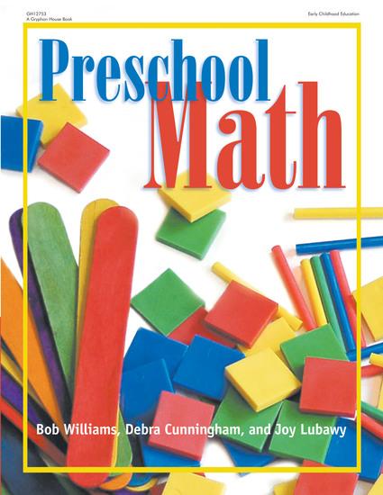Preschool Math - cover