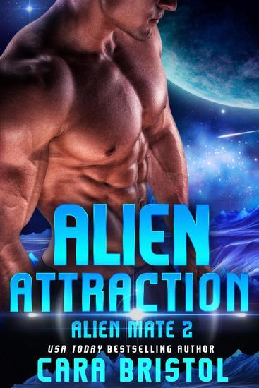 Alien Attraction - Alien Mate #2 - cover