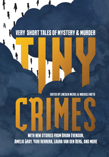 Tiny Crimes - Very Short Tales of Mystery and Murder - cover
