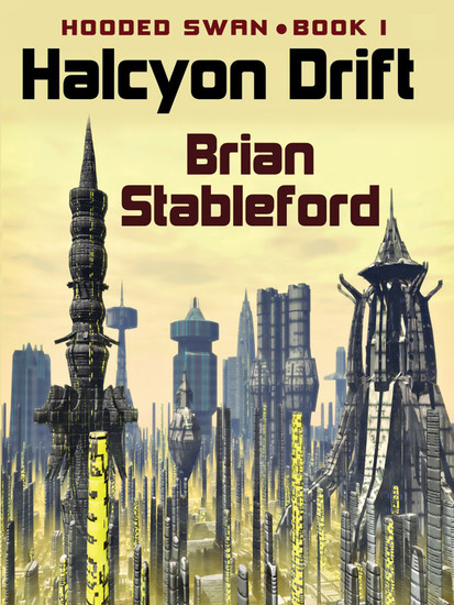 Halcyon Drift - Hooded Swan Book 1 - cover