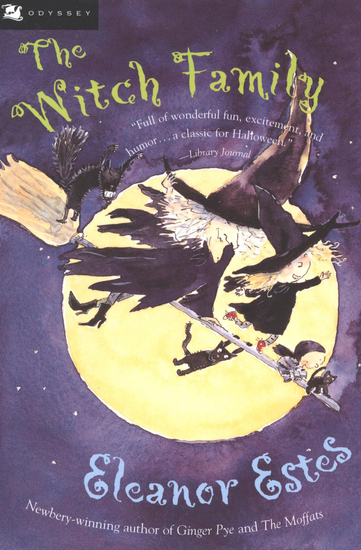 Witch Family - cover