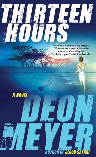 Thirteen Hours - cover