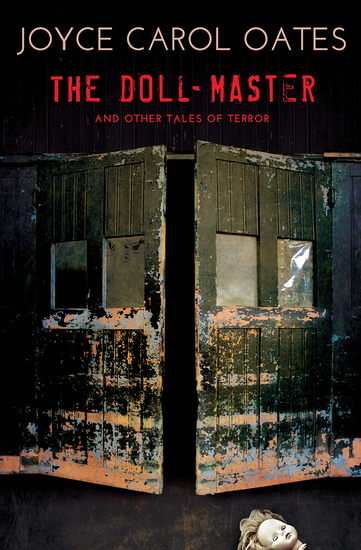 The Doll-Master - And Other Tales of Terror - cover