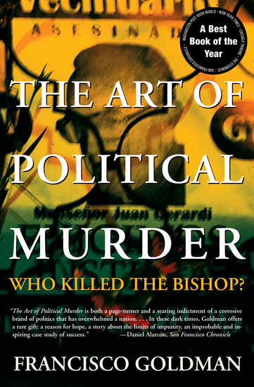 The Art of Political Murder - Who Killed the Bishop? - cover