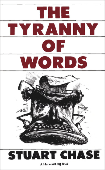 Tyranny of Words - cover
