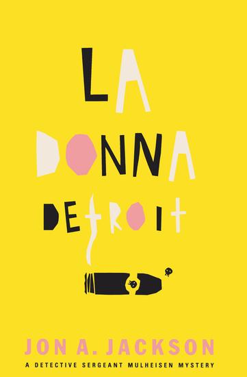 La Donna Detroit - cover