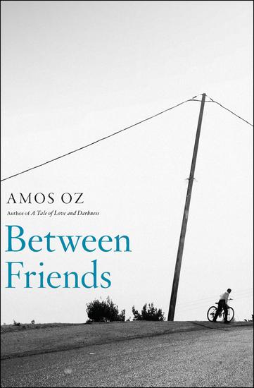 Between Friends - cover