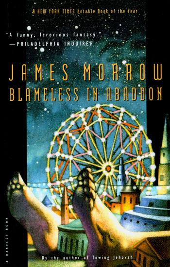 Blameless in Abaddon - cover