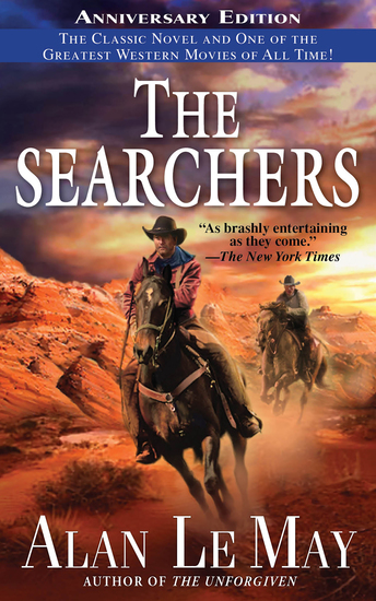 The Searchers - cover