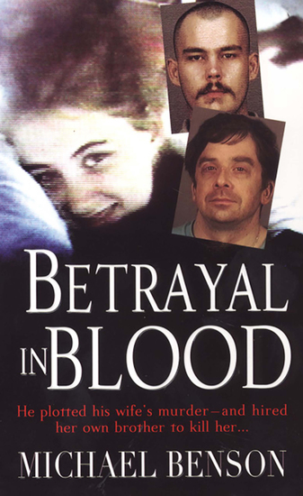 Betrayal in Blood - cover