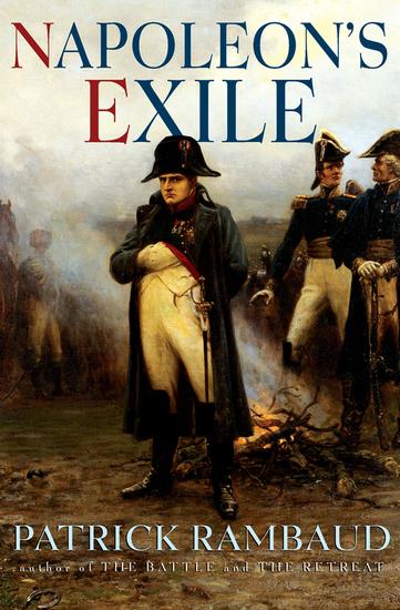 Napoleon's Exile - cover