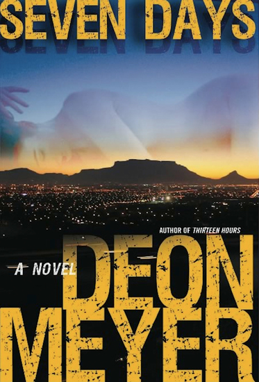 Seven Days - A Novel - cover