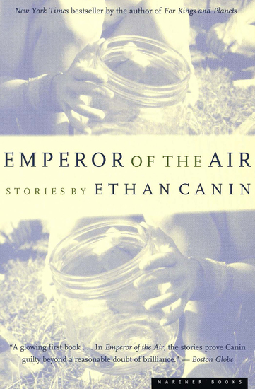 Emperor of the Air - Stories - cover