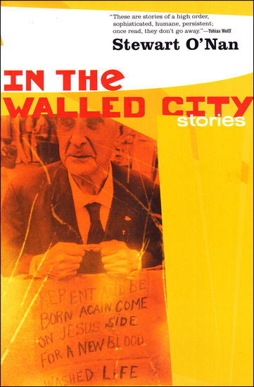 In the Walled City - Stories - cover