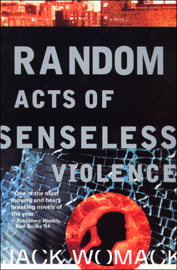 Random Acts of Senseless Violence - cover