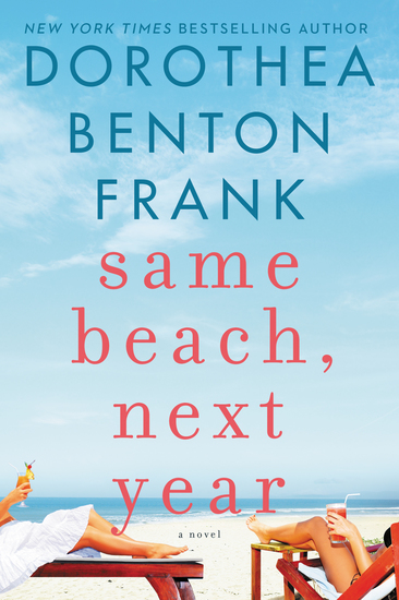 Same Beach Next Year - A Novel - cover