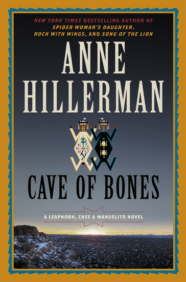 Cave of Bones - A Leaphorn Chee & Manuelito Novel - cover
