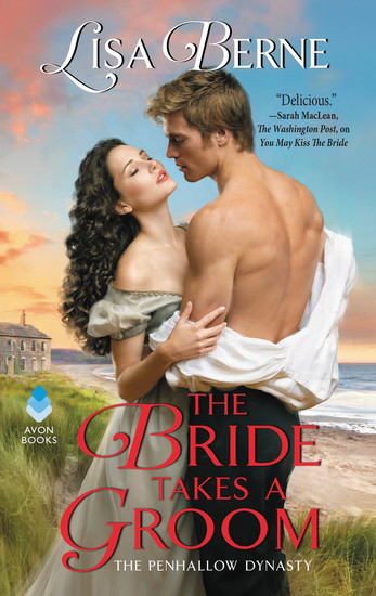 The Bride Takes a Groom - The Penhallow Dynasty - cover