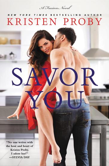 Savor You - A Fusion Novel - cover