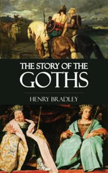 The Story of the Goths - cover